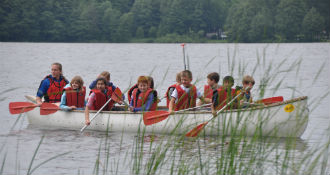 Grundkurse Kanutouren See und Trave